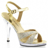 Sandalo Con Tacco Medio | Pink Label Shoes | 2 Colori | Flair-419+
